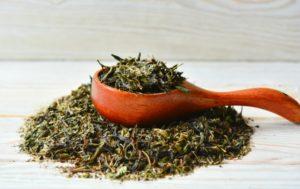 Фито чай с чабрецом