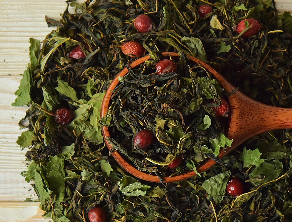 фито чай от простуды