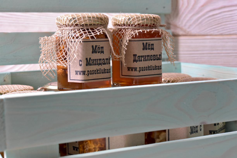 мед в ящике